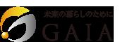 ガイア logo